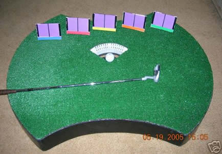 Laser Putting set